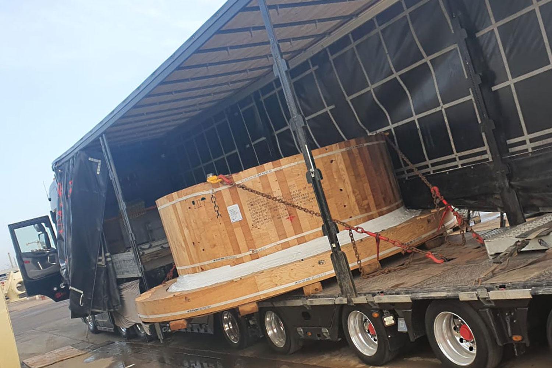 schwertransporte logistik